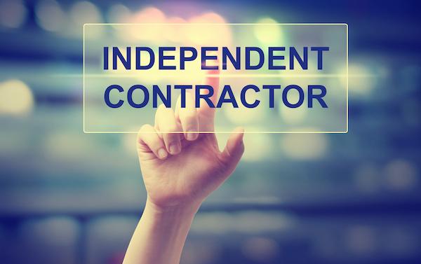 1099 independent contractor